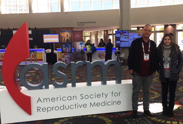 ASRM – American Society for Reproductive Medicine – Salt Lake City – USA – De 15 a 19 de outubro de 2015
